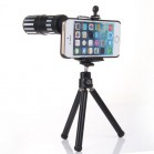 Telepscope lens for iPhone 5S-12 zoom wide angle-optical telephoto lens
