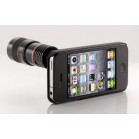 8X iPhone 4S camera lens -iPhone 4S telescope DW818PI-8X telephoto lens