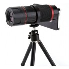 4x-12x iPhone zoom telephoto lens-iPhone zoom telescope-iPhone telephoto lens