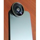 3 in 1 fisheye lens for iphone-wide angle lens for samsung-phone marco lens