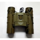 optical binoculars-gift metal telescope-rubber outer housing 12 zoom